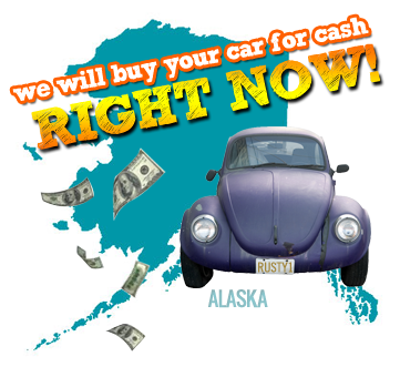 We Will Buy Your Car for Cash in Alaska