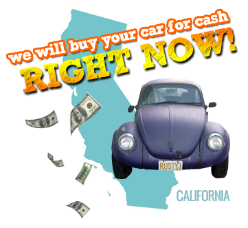 We Will Buy Your Car for Cash in California