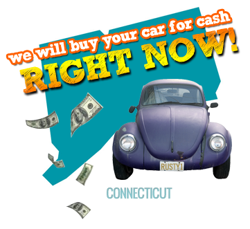 We Will Buy Your Car for Cash in Connecticut