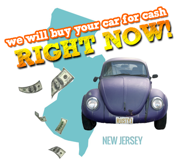 We Will Buy Your Car for Cash in New Jersey