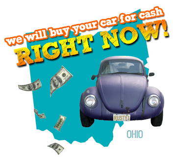 We Will Buy Your Car for Cash in Ohio