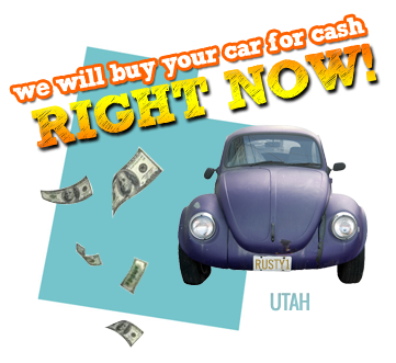 We Will Buy Your Car for Cash in Utah