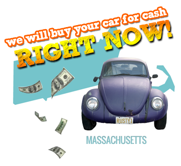 We Will Buy Your Car for Cash in Massachusetts