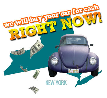 We Will Buy Your Car for Cash in New York